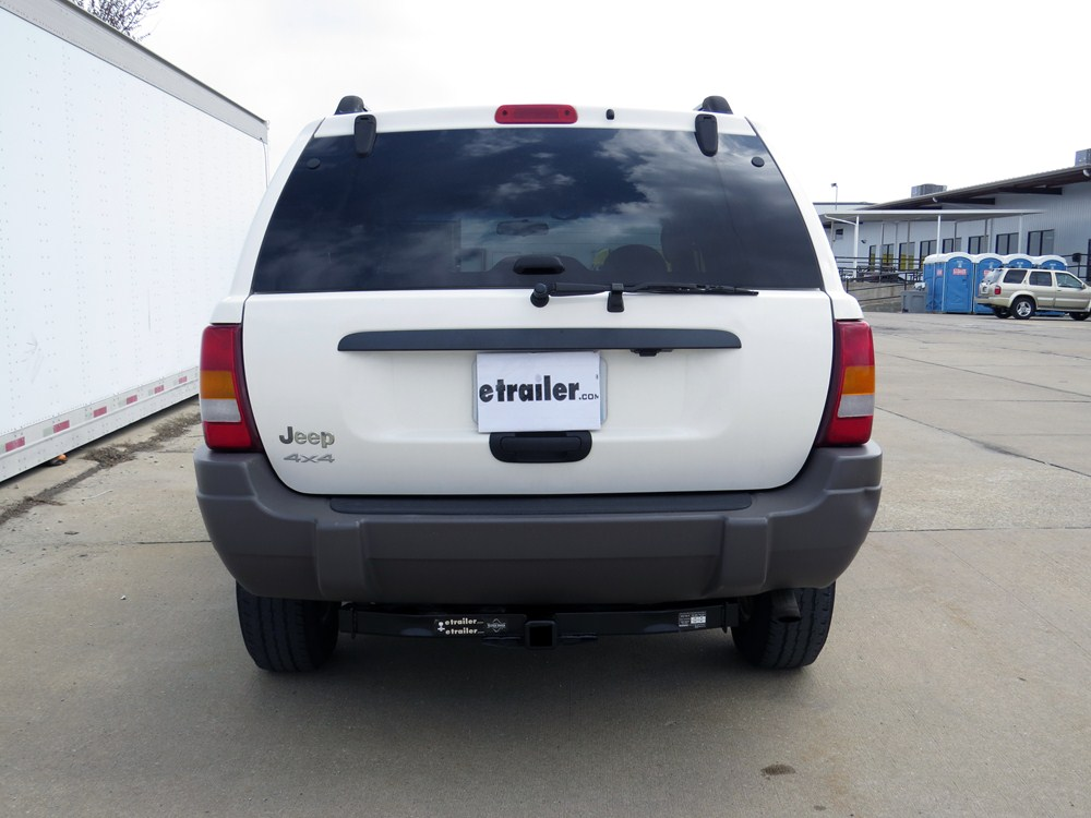2004 Jeep Grand Cherokee Trailer Hitch