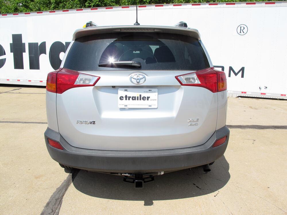 2015 Toyota Rav4 Trailer Hitch