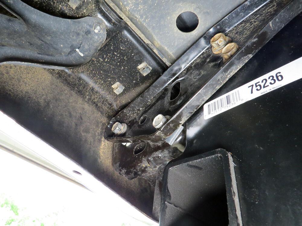 2006 Toyota Tacoma Draw Tite Max Frame Trailer Hitch
