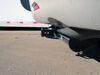 """Draw-Tite Max-Frame Trailer Hitch Receiver - Custom Fit - Class III - 2"""" Visible Cross Tube 75237 on 2015 Toyota Sienna"""