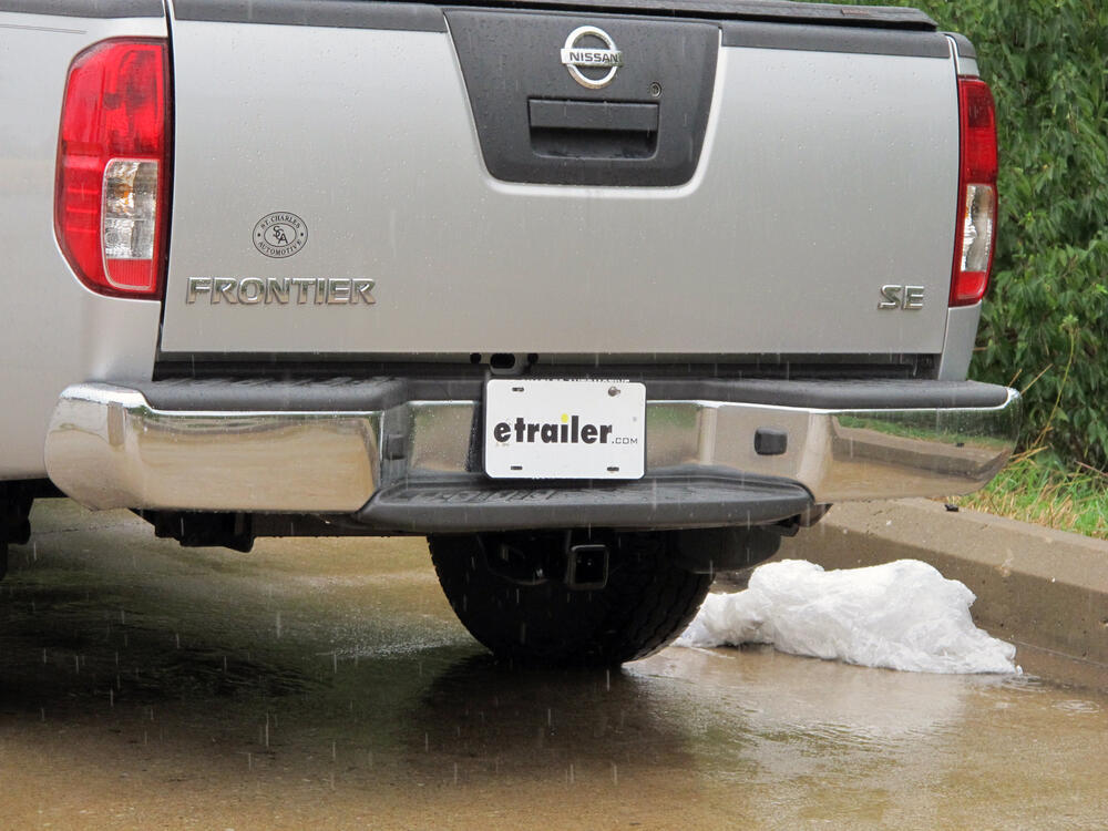 2008 nissan frontier trailer hitch draw tite. Black Bedroom Furniture Sets. Home Design Ideas