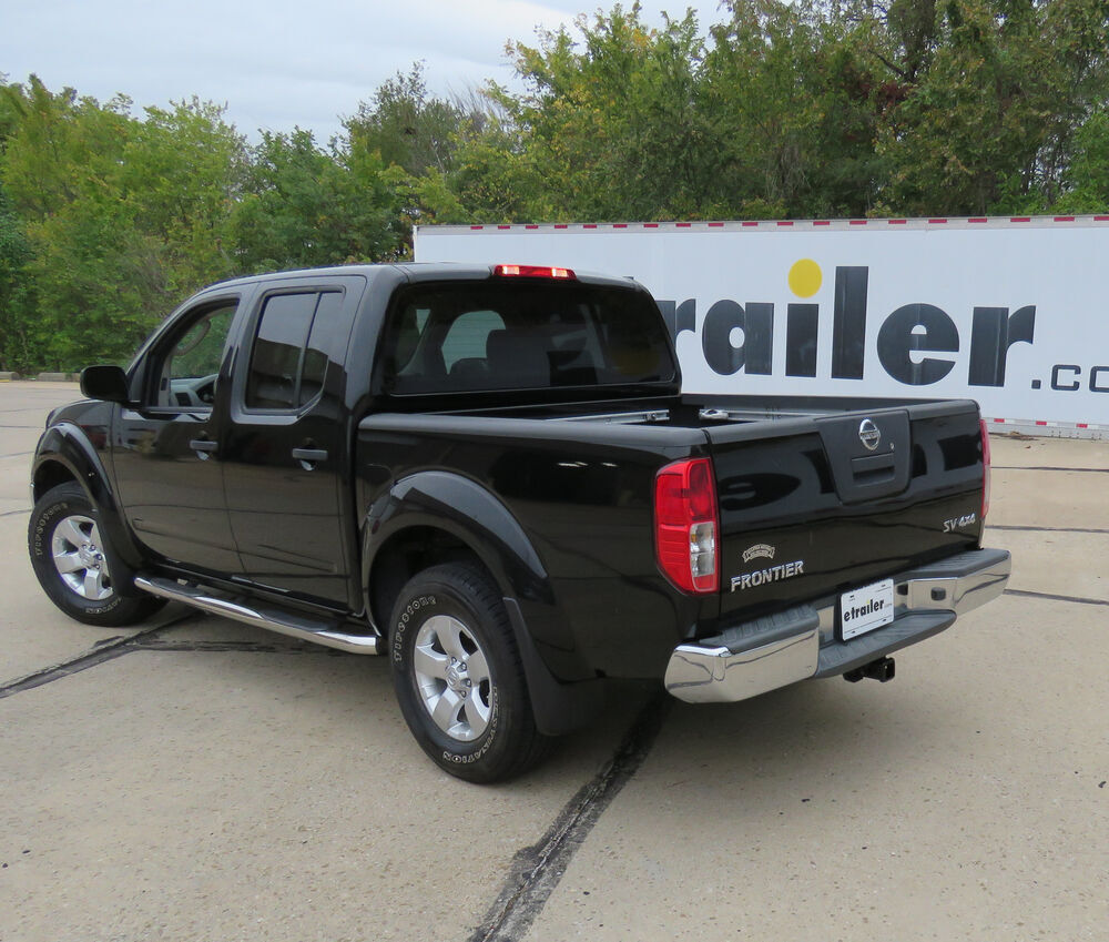 Frontier Tow Harness 7 Pin Trailer As Well 2012 Nissan Frontier Wiring