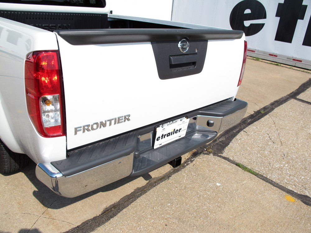 2013 Nissan Frontier Trailer Hitch Draw Tite