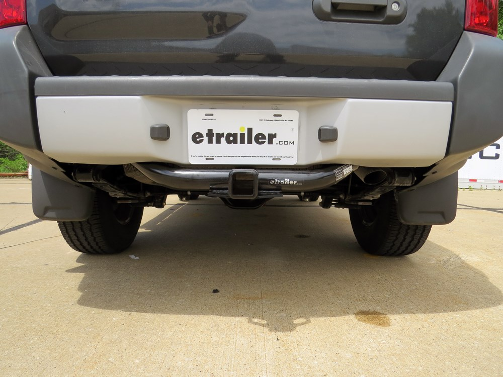 2005 Nissan Xterra Trailer Hitch