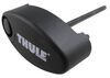 thule accessories and parts foot pack replacement handle assembly for crossroad roof mounted railing feet