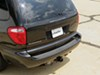 "Draw-Tite Max-Frame Trailer Hitch Receiver - Custom Fit - Class III - 2"" 400 lbs WD TW 75305 on 2007 Dodge Grand Caravan"
