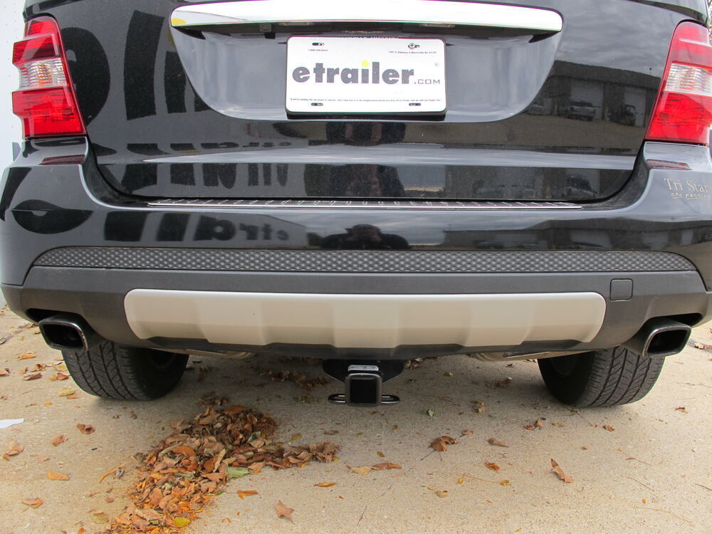 2010 mercedes benz m class draw tite max frame trailer for Mercedes benz trailer hitch