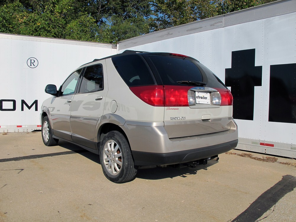 2002 Buick Rendezvous Draw Tite Max Frame Trailer Hitch