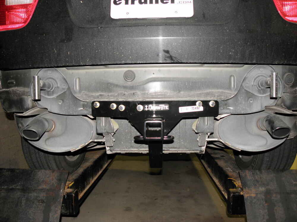 2001 Bmw X5 Draw Tite Max Frame Trailer Hitch Receiver