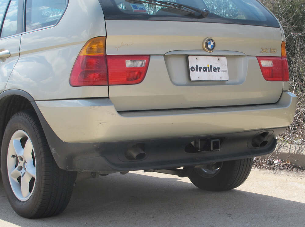 Draw E Max Frame Trailer Hitch Receiver Custom Fit Cl Iii 2 75492