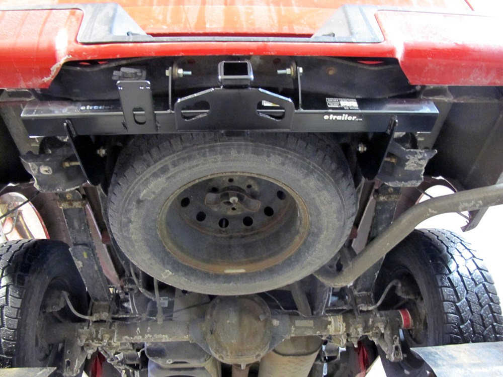 2007 Ford F-150 Draw-Tite Max-Frame Trailer Hitch Receiver ...