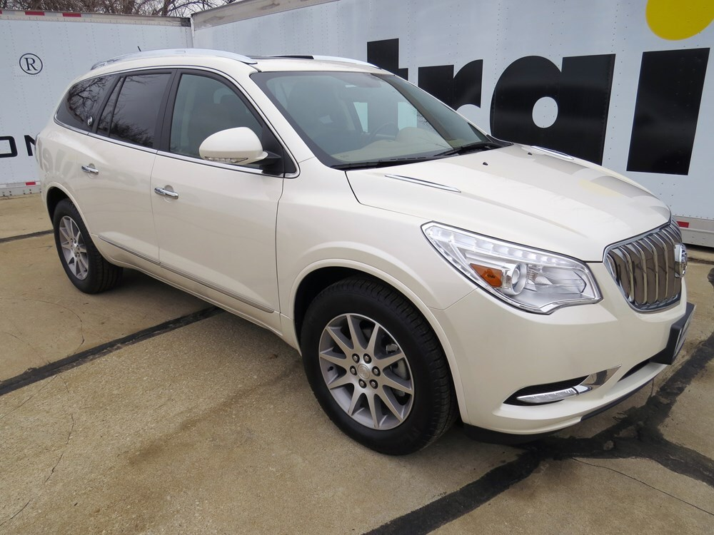 2015 buick enclave draw tite max frame trailer hitch receiver custom fit class iii 2. Black Bedroom Furniture Sets. Home Design Ideas