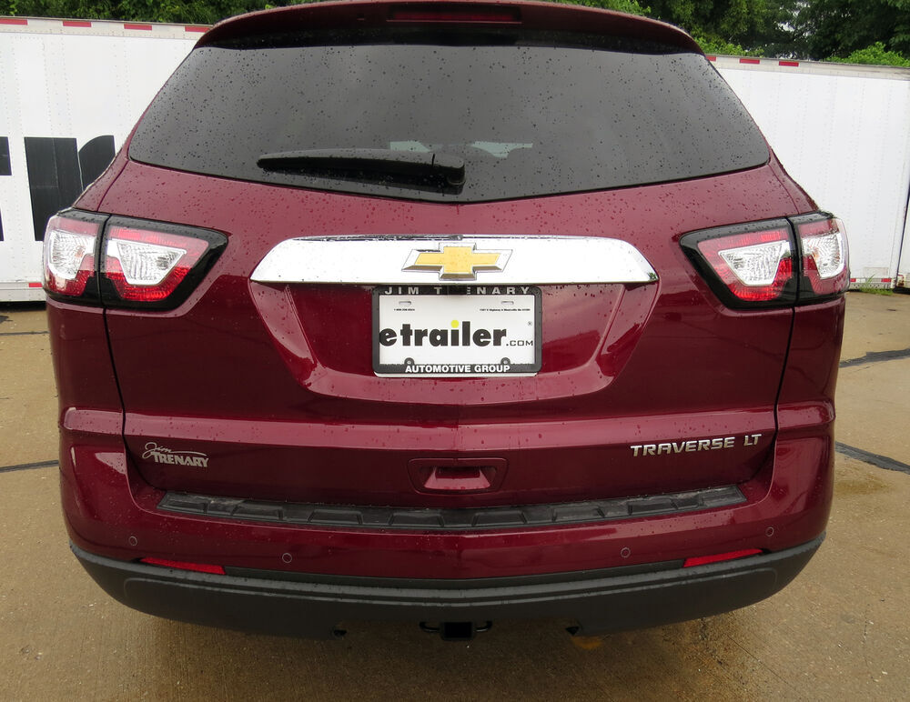 2016 chevrolet traverse draw tite max frame trailer hitch. Black Bedroom Furniture Sets. Home Design Ideas