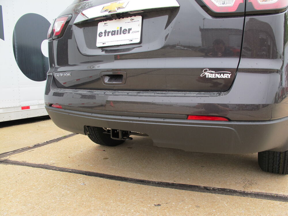 2012 Chevrolet Traverse Draw-Tite Max-Frame Trailer Hitch ...