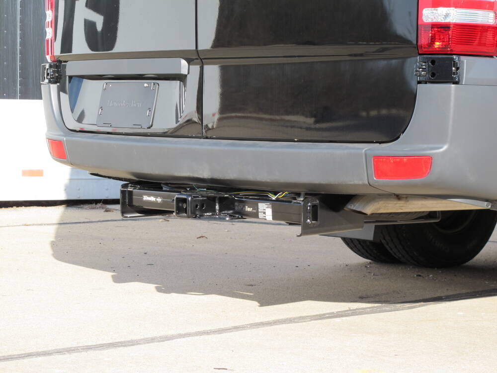 2015 mercedes benz sprinter draw tite max frame trailer for Mercedes benz trailer hitch