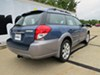 75560 - 4000 lbs GTW Draw-Tite Trailer Hitch on 2008 Subaru Outback Wagon