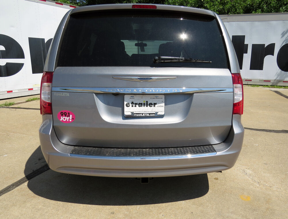 hitch installation 2014 chrysler town and country draw tite. Cars Review. Best American Auto & Cars Review