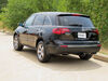 75614 - Visible Cross Tube Draw-Tite Custom Fit Hitch on 2011 Acura MDX