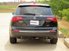 75614 - Visible Cross Tube Draw-Tite Trailer Hitch on 2011 Acura MDX