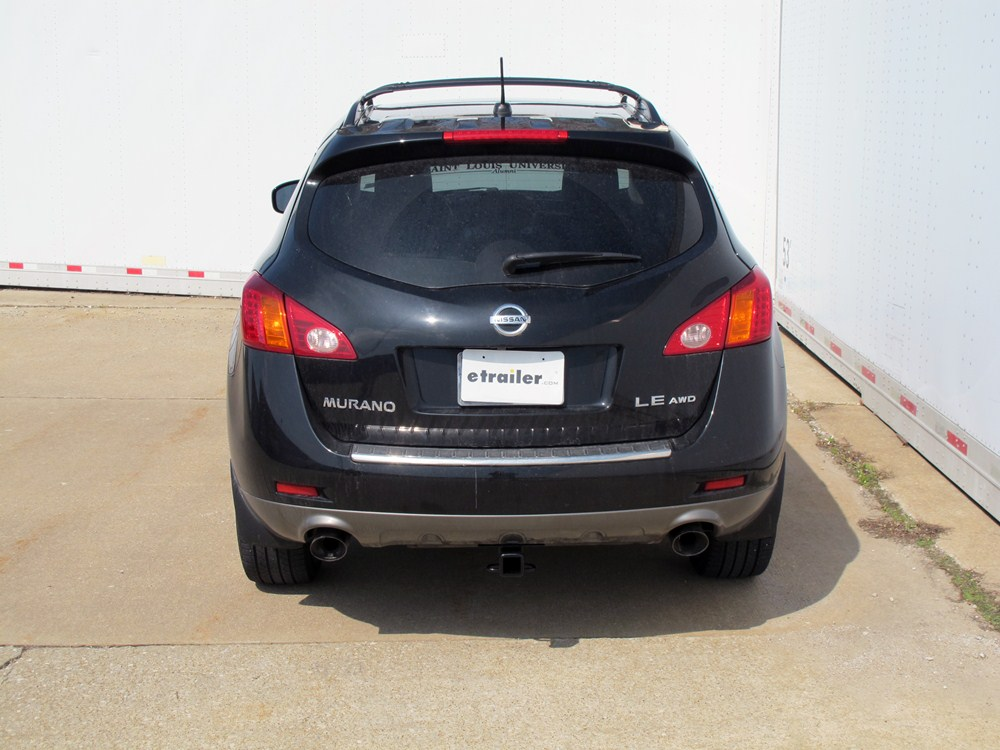 2009 nissan murano draw tite max frame trailer hitch receiver custom fit class iii 2. Black Bedroom Furniture Sets. Home Design Ideas