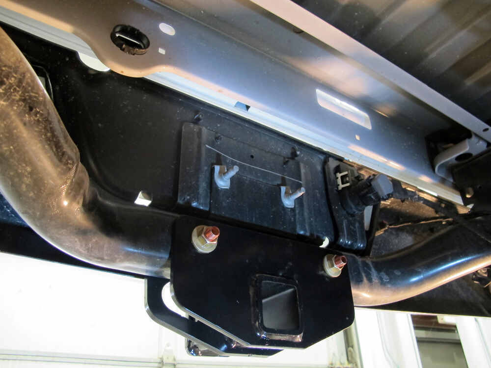 2007 Dodge Ram Pickup Trailer Hitch