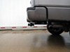 "Draw-Tite Max-Frame Trailer Hitch Receiver - Custom Fit - Class III - 2"" 1200 lbs WD TW 75691 on 2011 Ford F-150"