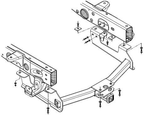Compare Draw Tite Max Frame Vs Cipa Custom Towing