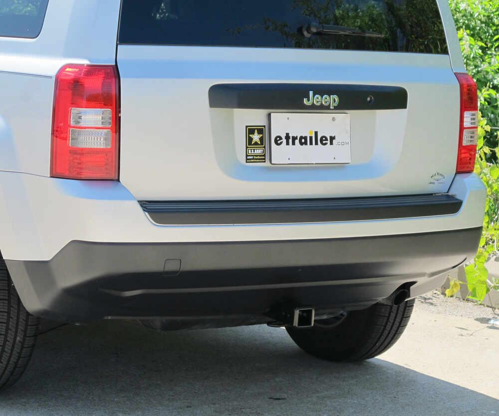 2011 Jeep Patriot Trailer Hitch Draw Tite