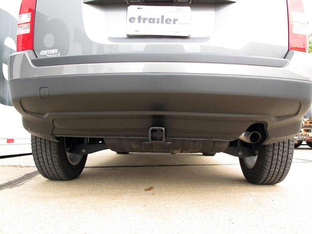 2012 Jeep Patriot Draw Tite Max Frame Trailer Hitch