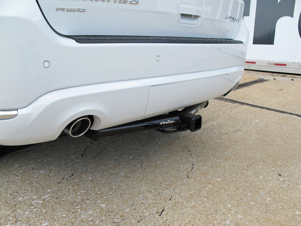 Draw-Tite Max-Frame Trailer Hitch Receiver - Custom Fit - Class III ...