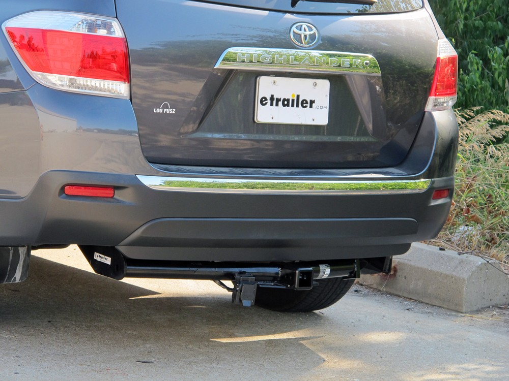 Draw E Max Loader Trailer Hitch Receiver Custom Fit Cl Iii 2 75726