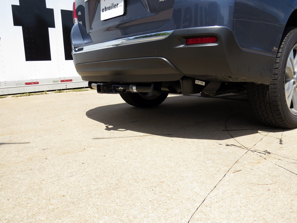 2013 toyota highlander Trailer Hitch - Draw-Tite