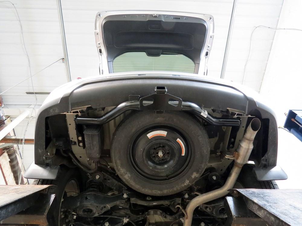 Nissan Pathfinder Towing >> 2016 Nissan Pathfinder Trailer Hitch - Draw-Tite