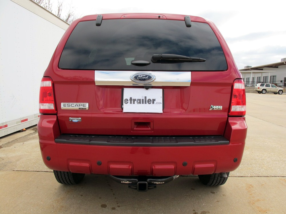 2012 ford escape draw tite max frame trailer hitch receiver custom fit class iii 2. Black Bedroom Furniture Sets. Home Design Ideas
