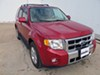"Draw-Tite Max-Frame Trailer Hitch Receiver - Custom Fit - Class III - 2"" 4500 lbs GTW 75751 on 2011 Ford Escape"
