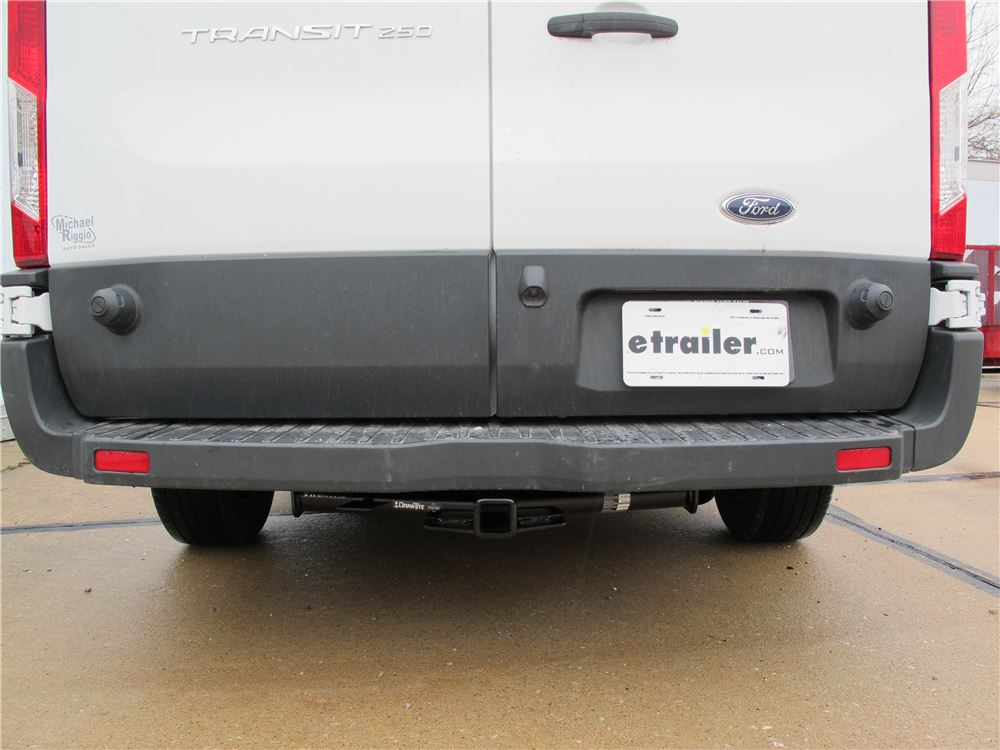 Draw-Tite Max-Frame Trailer Hitch Receiver - Custom Fit