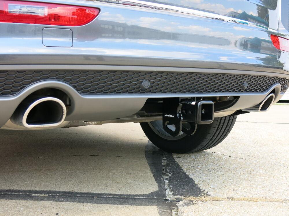2012 Audi Q5 Trailer Hitch - Draw-Tite