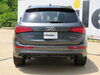 75940 - Concealed Cross Tube Draw-Tite Trailer Hitch on 2017 Audi SQ5
