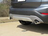 Draw-Tite 675 lbs TW Trailer Hitch - 76018 on 2017 BMW X1