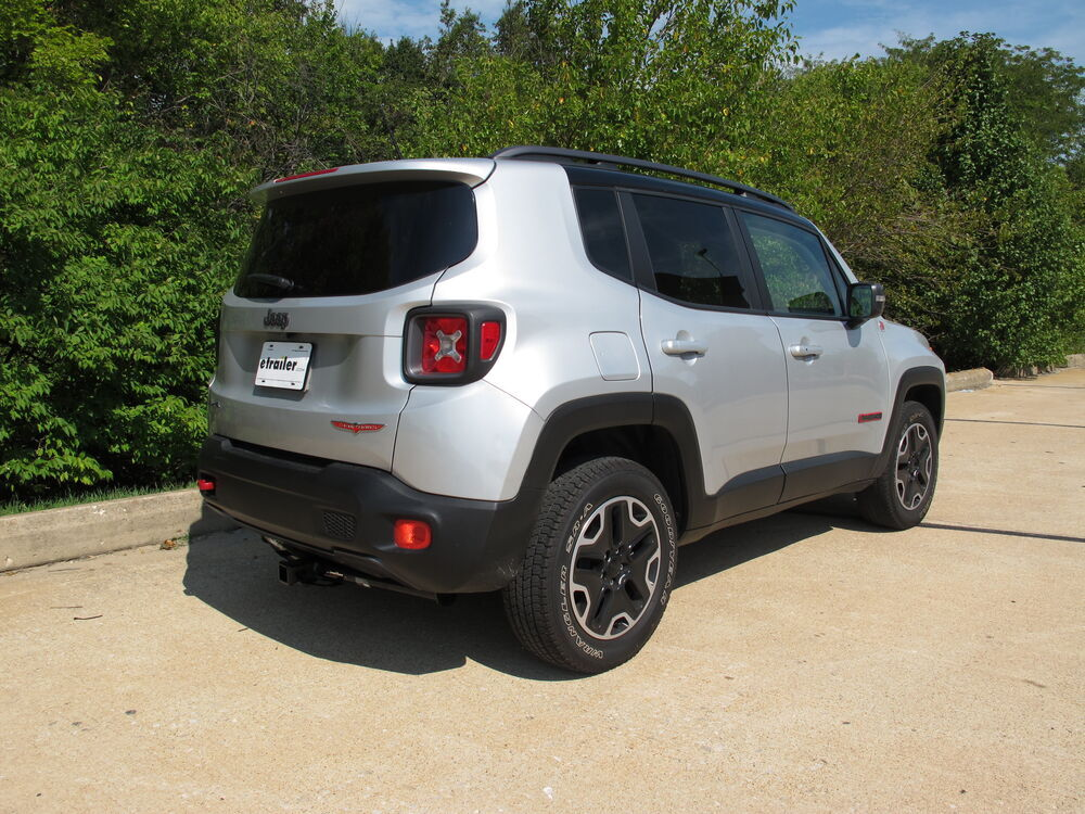 2015 Jeep Renegade Trailer Hitch Draw Tite