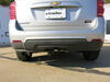 76028 - 4500 lbs GTW Draw-Tite Trailer Hitch on 2017 Chevrolet Equinox