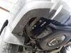 Draw-Tite Custom Fit Hitch - 76031 on 2017 Nissan Pathfinder