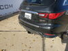 Draw-Tite 2 Inch Hitch Trailer Hitch - 76031 on 2018 Infiniti QX60