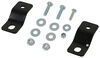 Carbon Canister Relocation Kit for Draw-Tite Hitch Installation - Chrysler Pacifica Hybrid Mounting Adapter 76046SK