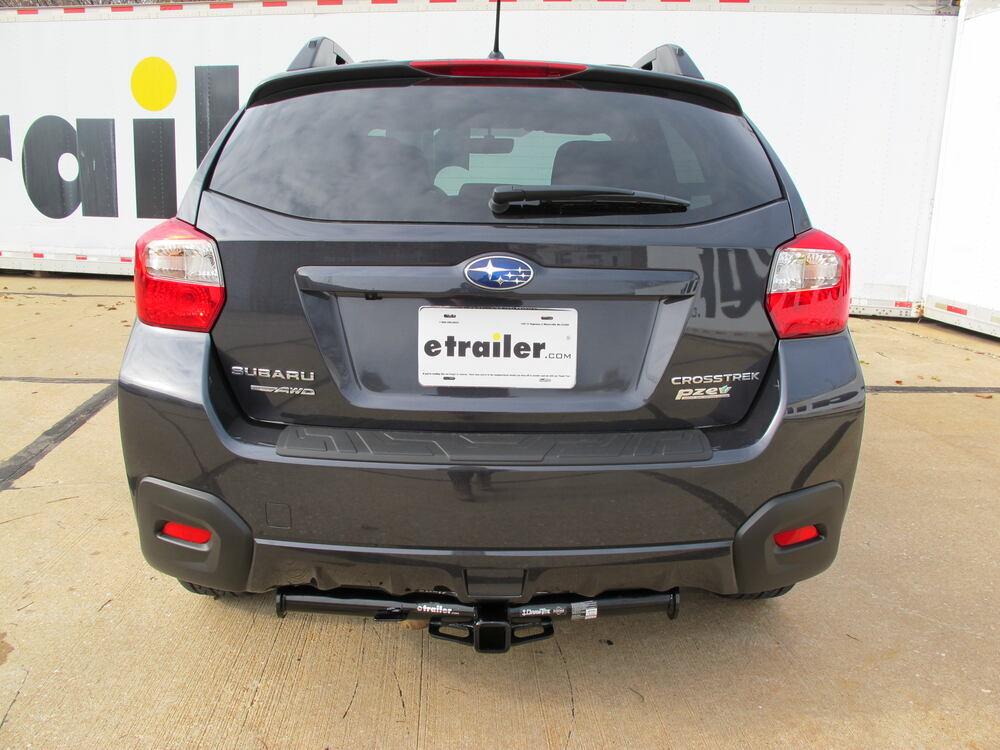 2016 Subaru Impreza Draw-Tite Max-Frame Trailer Hitch ...
