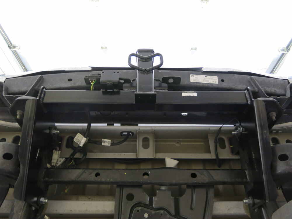 "Ford Transit Cutaway >> 2018 Ford F-150 Raptor Draw-Tite Max-Frame Trailer Hitch Receiver - Custom Fit - Class III - 2"""