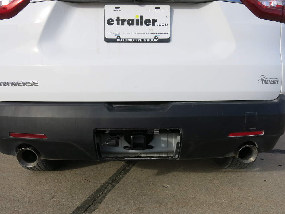 """2018 Chevrolet Sonic Price >> 2018 Chevrolet Traverse Draw-Tite Max-Frame Trailer Hitch Receiver - Custom Fit - Class III - 2"""""""