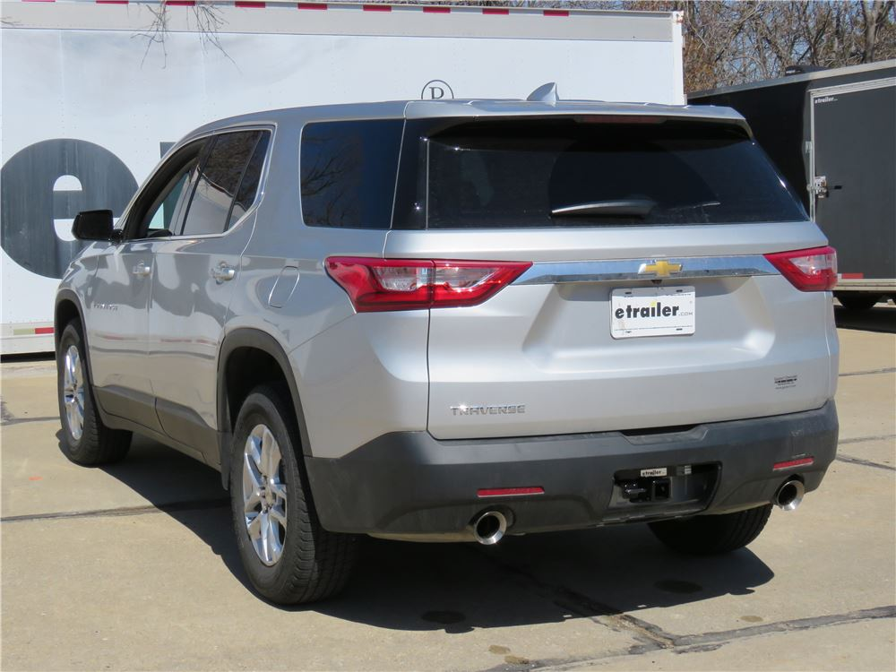 hook up chevy traverse