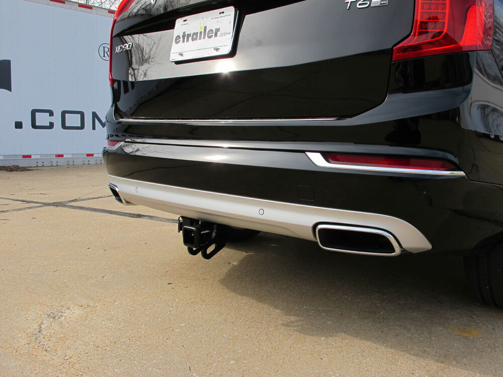 Custom Volvo S60 >> 2016 Volvo XC90 Draw-Tite Max-Frame Trailer Hitch Receiver - Custom Fit - Class III - 2""