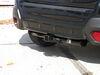 76209 - 675 lbs TW Draw-Tite Custom Fit Hitch on 2018 Subaru Crosstrek